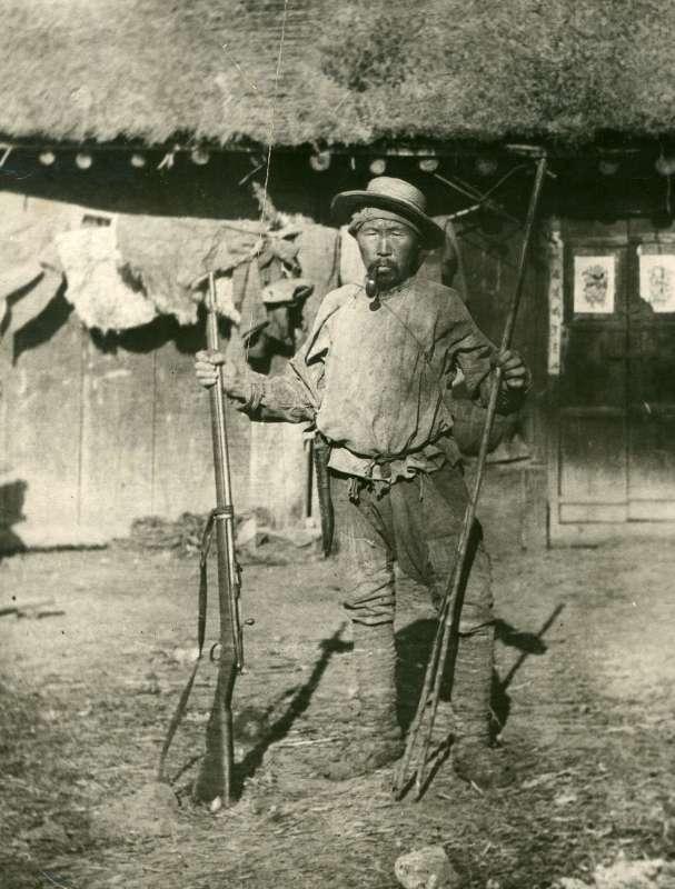 Fotografía de Dersú Uzalá, por Vladímir Arséniev